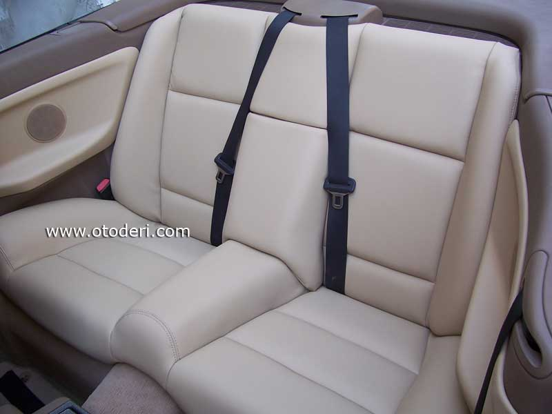 Bmw E36 3 Serisi Cabrio Deri D Eme 1993 1999 Oto Deri D Eme Altinu A