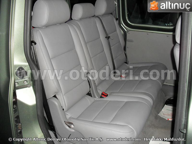volkswagen caddy 2 oto deri döşeme (2004-2010) |oto deri döşeme